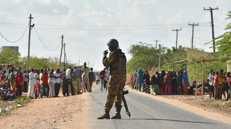 al shabaab kenia garissa terrorismus islamismus somalia