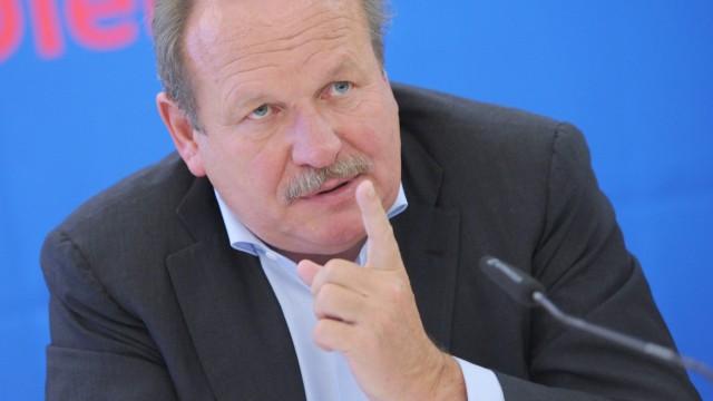 Kohle-Abgabe - Frank Bsirske