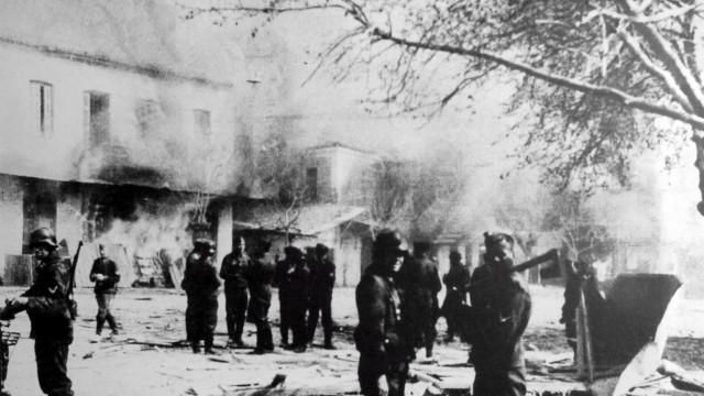 NS-Massakers 1944 im griechischen Distomo