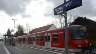 Dachau Ausbau der Linie 2