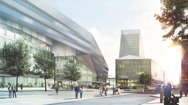Süddeutsche Zeitung München Milliardenprojekt in München