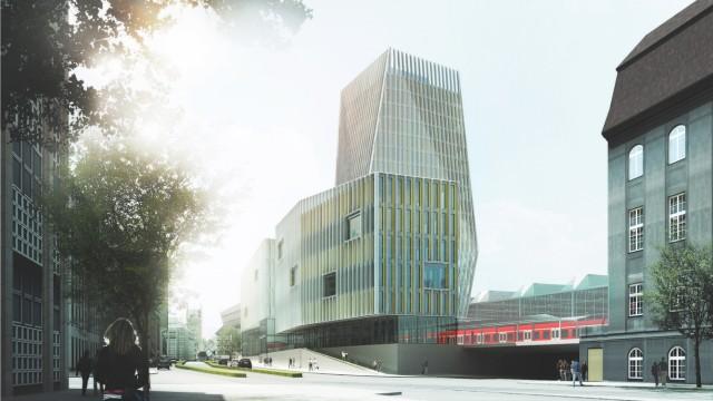 Süddeutsche Zeitung München Pro Hochhaus