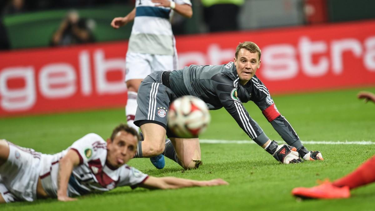 FC Bayern zittert sich weiter