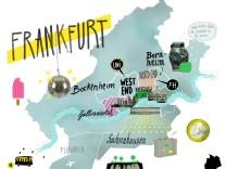 Studentenatlas Frankfurt