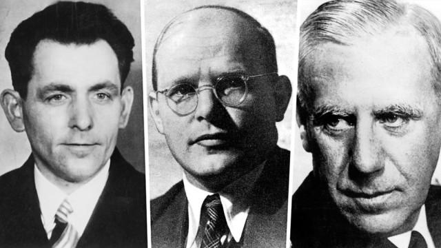 Zweiter Weltkrieg Bonhoeffer, Canaris und andere NS-Gegner