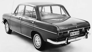 Audi Automobilgeschichte