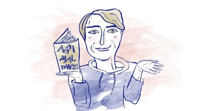 Simon Schräder illustriert