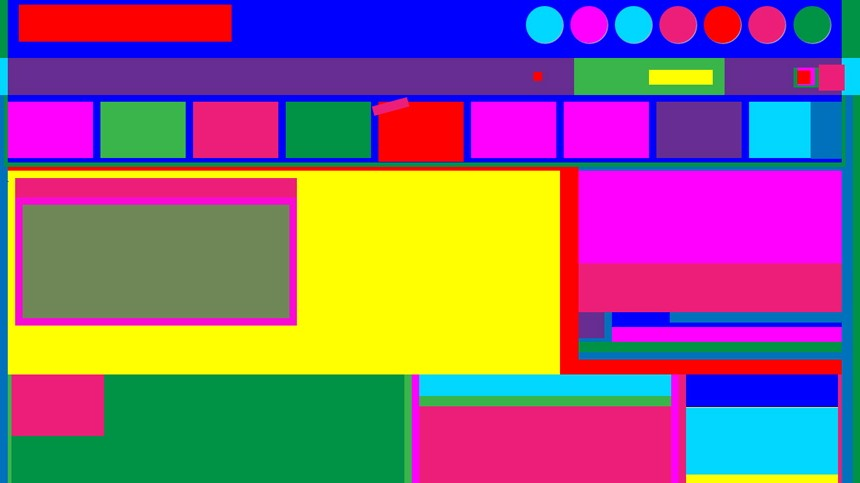 Screenshot Abstract Browser