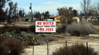 Schwere Dürre in Kalifornien