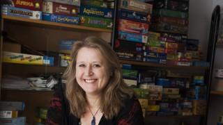 Neubiberg, Andrea Heinecke veranstaltet Spieleworkshops für hochbegabte Kinder