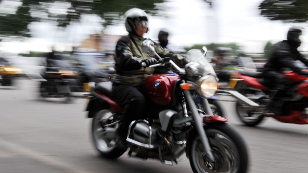 Frühling - Risikoreiche Zeit für Motorradfahrer