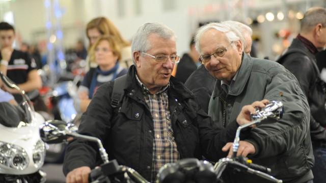 Auf der Imot im MOC Freimann in München, 2014