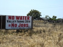 California drought enters its fourth year
