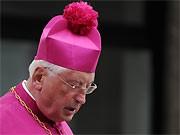 Bischof Walter Mixa; ddp