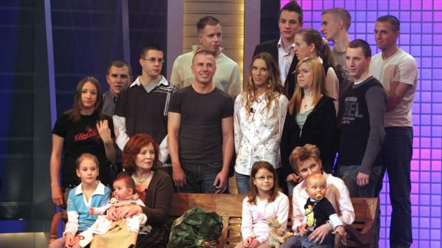 RTL-Jahresrückblick 2005 - Deutschlands älteste Mutter