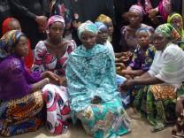 Mädchen aus Chibok, Nigeria