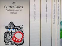 Günter Grass Blechtrommel Werke Bücher