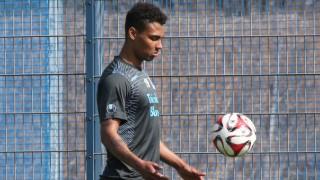 14 04 2015 2 BL TSV 1860 München Saison 2014 15 Training Grünwalderstrasse München Fussball 14 04