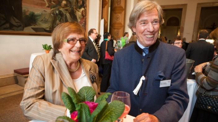 Benefizveranstaltung  Special Olympics im Bayerischen Landtag