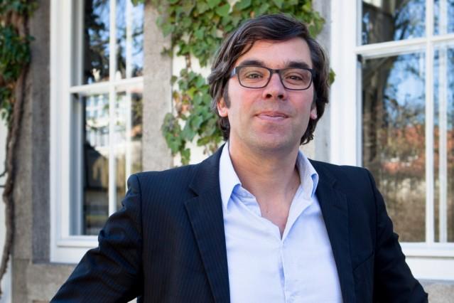 Lennart Wiechell (Leitender Architekt des deutschen Pavillons auf der Weltausstellung in Mailand)