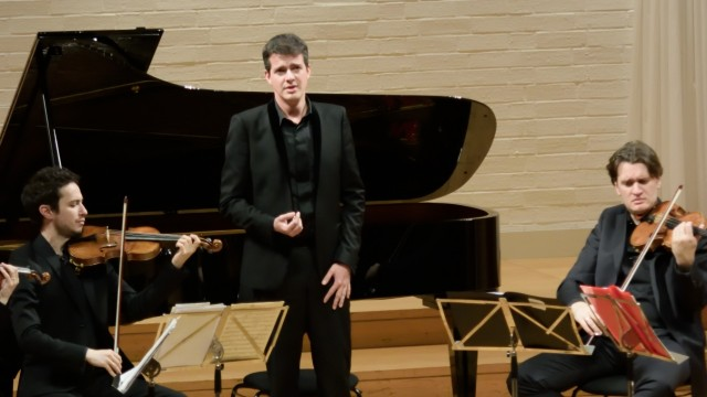Neumarkter Konzertfreunde: Philippe Jaroussky, Jerome Ducras