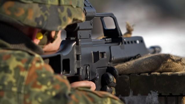 Bericht zu Sturmgewehr G36