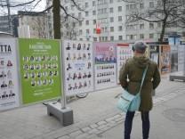 Wahlen in Finnland