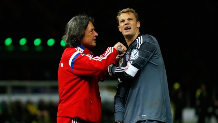 FILE  Bayern Munich FC Team Doctor Mueller Wohlfahrt Resigns After Almost 40 Years With The Club
