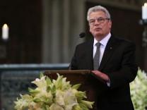 Trauerfeier für Germanwings-Opfer im Kölner Dom