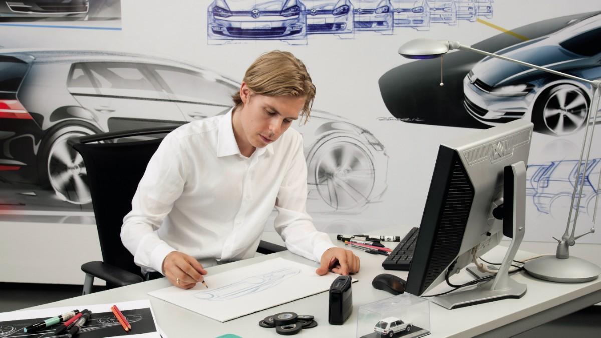 Autodesigner Ein Traumjob Auto Mobil Süddeutschede