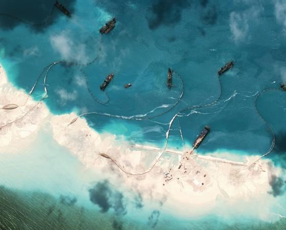 Aufrüsten im Südchinesischen Meer
