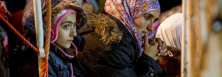 EU-Flüchtlingspolitik Flüchtlingsdrama