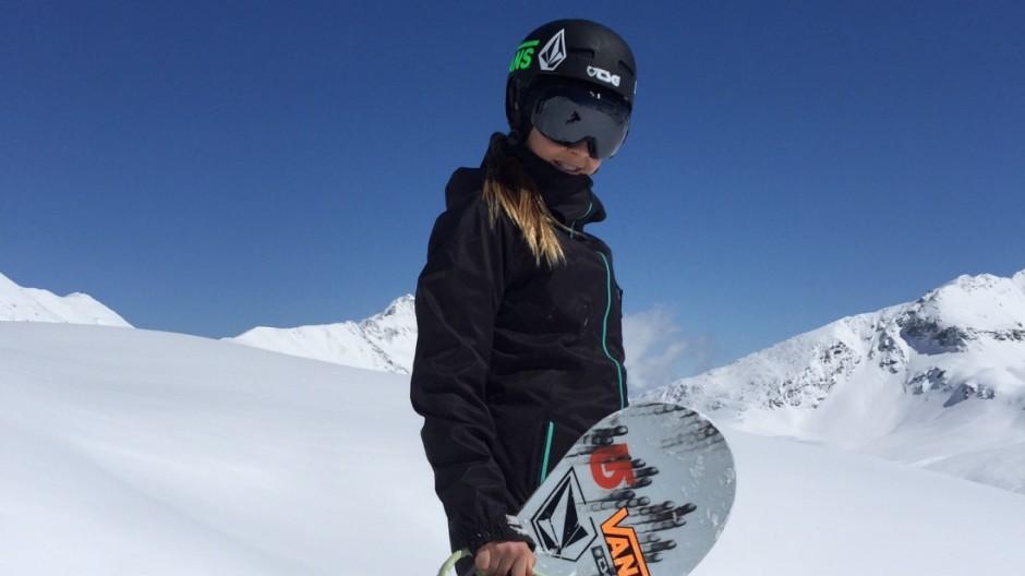 Skateboard mit Motor für Snowboard  Fans
