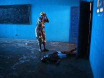 Ebola-Epidemie in Liberia, John Moore, Sony World Photography Awards