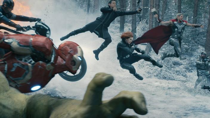 The Avengers 2: Avengers