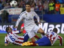 Cristiano Ronaldo, Koke, Mario Suarez
