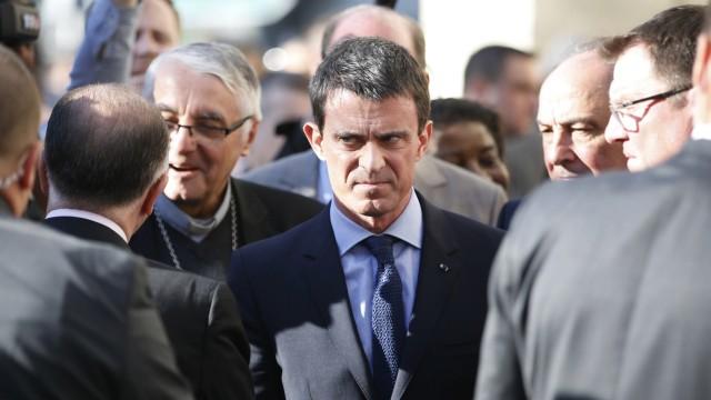 Terrorismus Frankreich