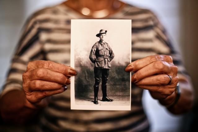 Australian Descendants Of Gallipoli Anzacs