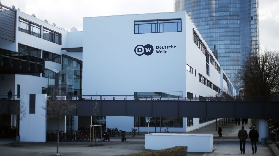 Deutsche Welle in Bonn
