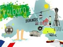 Studentenatlas Freiburg