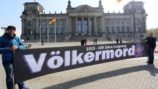 Bundestag zu Massakern an Armeniern