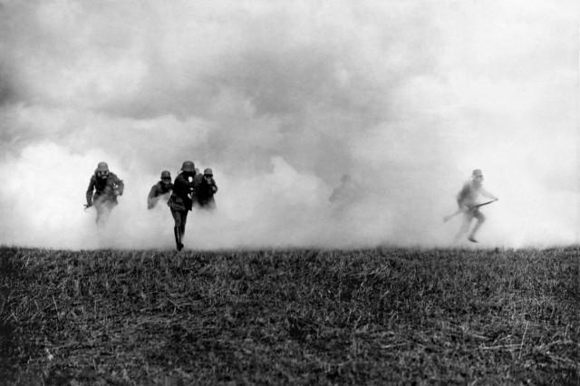 Vor 100 Jahren: Chemiker Fritz Haber ermoeglicht den Einsatz von Chlorgas als Waffe