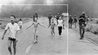 Fotografie Ikonisches Foto aus dem Vietnam-Krieg