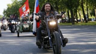 Motorradclub 'Night Wolves'