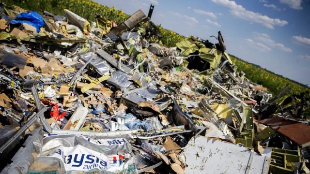 Absturzstelle MH17