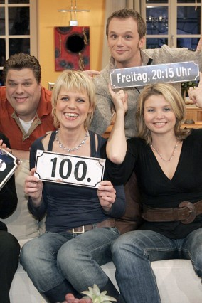 100. Folge 'Schillerstraße'