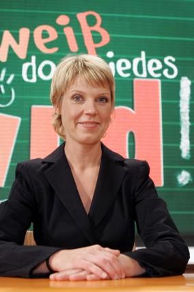 Cordula Stratmann mit neuer Show