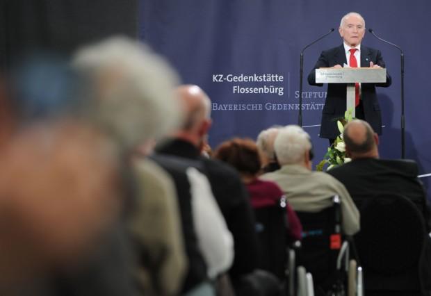 70. Jahrestag der Befreiung des Konzentrationslagers Flossenbürg