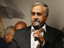 Mustafa Akıncı gewinnt Wahl in Nordzypern