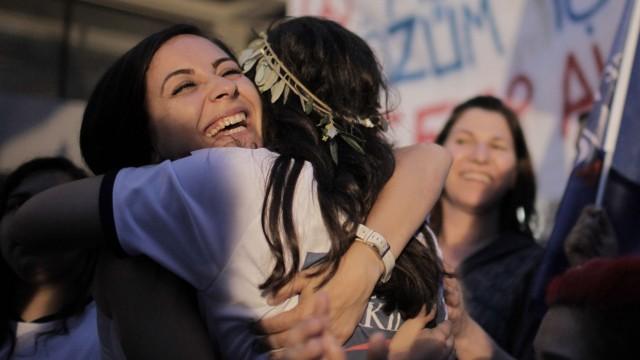 Präsidentenwahl in Nordzypern